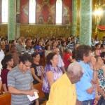 Jubileu do Senhor Bom Jesus é encerrado com a presença do Bispo da Diocese de Caratinga, Dom Emanuel Messias. Encerrada também mais uma edição da Expomirim.