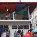 Paróquia de Santa Luzia Celebra o Mês da Bíblia.