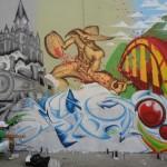 Final do 1º Concurso de Graffiti de Manhuaçu.