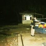Quatro homens encapuzados assaltam posto na BR262