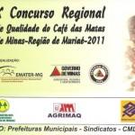 X Concurso Regional de Qualidade de Café das Matas