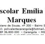 Convite para licitação - Caixa Escolar Emilia Esteves Marques