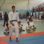 3ª etapa do campeonato de karate