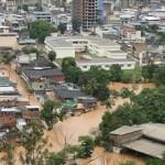 Chuva provoca fechamento da UAI de Muriaé