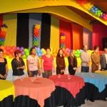 PROERD forma cerca de 1800 crianças na região de Carangola em 2011.