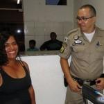 Encontrada em Muriaé mulher que desapareceu em Raposo