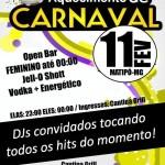 Matipó - Aquecimento para o Carnaval.