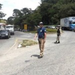 Carnaval - Trevo de Realeza provoca congestionamento de mais de 10 Km.