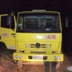 Caminhão de bebidas é assaltado e bandidos levam mais de R$ 11.500