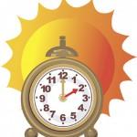 Horário de verão - 10 dias para o final.