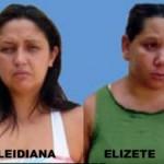 Policia Militar prende mulheres que sequestraram bebê.