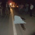 Morre homem vitima de atropelamento em Fervedouro.