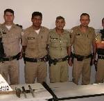 ESPERA FELIZ – Autor de Homicídio é preso em flagrante delito pela Polícia Militar.