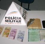 ESPERA FELIZ - Taxista de 78 anos é preso em flagrante por participar de tráfico de drogas juntamente com um casal
