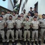 Militares do 2º Pelotão da 75ª Cia Esp PM se qualificam no atendimento a vítimas de violência doméstica.