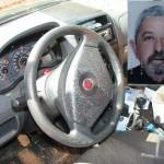 Corpo de taxista é encontrado na zona rural.