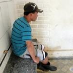 Foragido da Penitenciária é capturado em Orizânia e tenta subornar policiais.