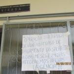 Funcionários do PAM de Carangola foram demitidos em decorrência da Prefeitura não cumprir com o pagamento do Convênio com o HEC.
