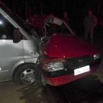 Vítima fatal em grave acidente no Divino.