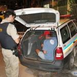 Rapaz é preso após furtar moto em Carangola.