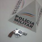 PM de Reduto e Manhuaçu prendem autores de Tentativa de Homicídio e apreendem Arma de Fogo.