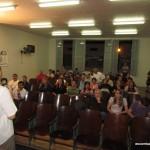RECOMENDAÇÃO de APOIO ao HEC, foi aprovado por unanimidade na Reunião do Conselho Municipal de Saúde.