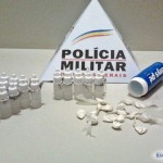 Menores de Carangola tentam levar droga para comercializar em Faria Lemos, mas são apreendidos