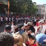Fotos do desfile de 7 de setembro de 2012 em Carangola