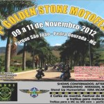 1º. GOLDEN STONE MOTO FEST