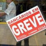 Com o fim da greve, bancários retomam suas atividades.