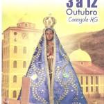 Novena e Festa da Padroeira Nossa Senhora Aparecida.