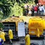 Sobe para 14 o número de mortos do acidente com o ônibus da 1001.