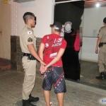 PM de Miradouro prende mais um acusado de tráfico e corrupção de menores.