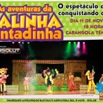 As Aventuras da Galinha Pintadinha em Carangola.