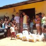 """Organização do evento """"PSYFRIENDS"""" faz doação dos alimentos arrecadados"""