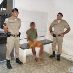 Menor acusado de abusar sexualmente da irmã de 11 anos é apreendido em Miradouro.
