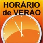 Horário de verão começa à meia-noite de sábado 20 de outubro.