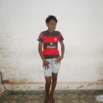 Carangola - Jovem é detida após invadir residência.