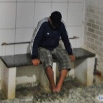 Divino - Menor apreendido com droga e maior preso por tráfico.
