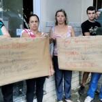 Familiares pedem liberdade de presos em operação contra o jogo do bicho.