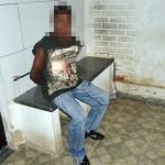 Homem é preso, em Carangola, por porte ilegal de arma.