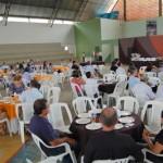 Prefeitos eleitos participam de encontro em Ipanema.