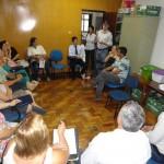 Manhuaçu – Conselho do FUNDEB se reúne com secretária de Educação.