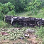 Moradores de Ipanema morrem em acidente na Bahia.