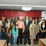 MANHUAÇU – Terezinha Fani Sobreira da Silva é eleita presidente da OAB.
