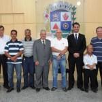 Ex-ministro Nelson Hubner visita Câmara de Manhuaçu.