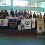 JCC no II Encontro de Jovens Lideres de  Carangola.