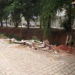 Uma amostra das ruas de Carangola hoje.