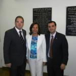 Alex Barbosa participa de reunião com presidentes de Subseções da OAB/MG.
