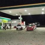 PM de Miradouro prende jovem envolvido em assalto a posto de combustíveis.